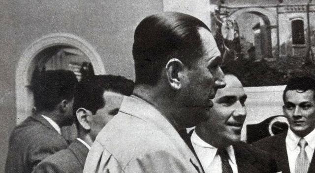 Exilio de Juan Domingo Perón
