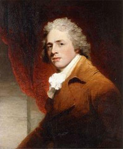 1777 Richard Brinsley Sheridan