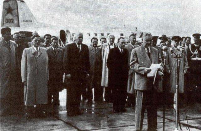 El Pacto de Varsovia en Hungría