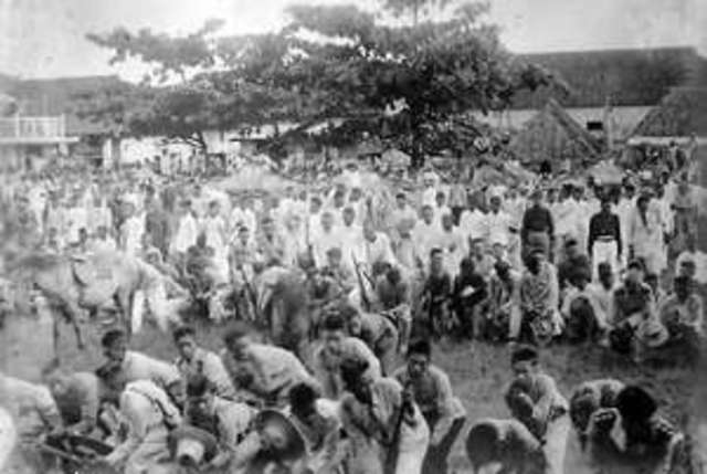 Philippine-American War: Commodore George Dewey