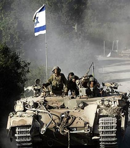 El ejército israelí abandonó Líbano