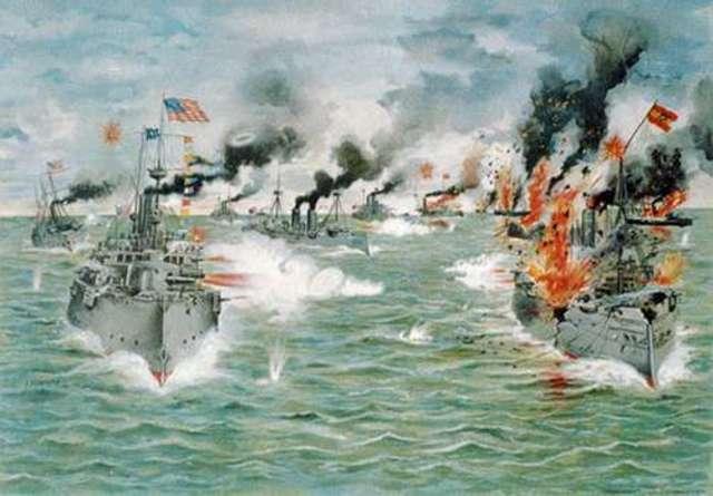 Spanish-American War: Santiago Bay