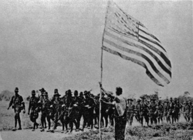 EUA invade República Dominicana