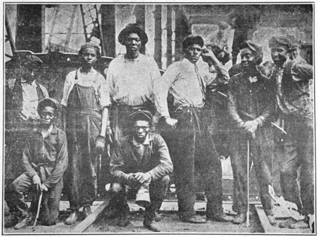 World War One: African Americans