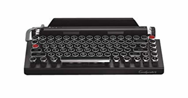 First Bluetooth Typewriter Inspired Keyboard