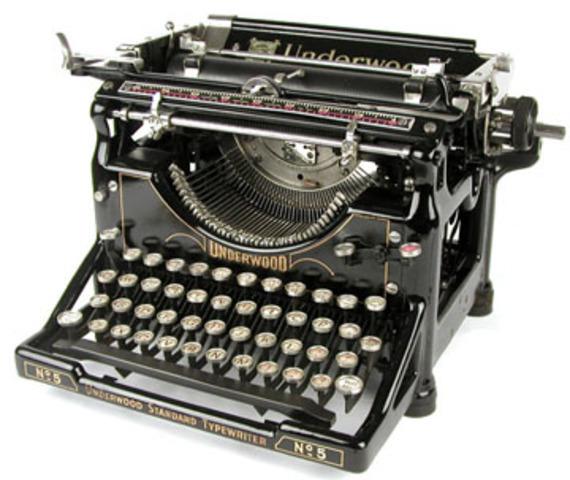 The Typewriter that Revolutionized Typing