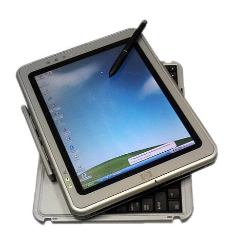 Microsoft's First Tablet