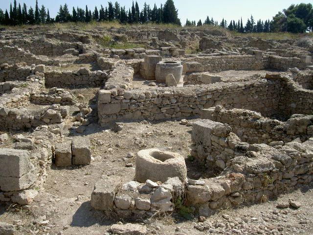 Ugarit Fell