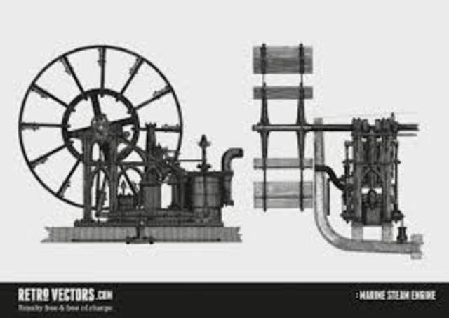 Watt´s steam engine
