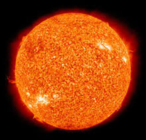 The formation of the Sun
