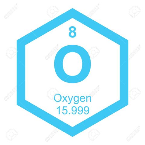 Oxygen is found in Oceans and Atmosphere