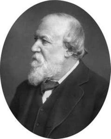 1842 Robert Browning