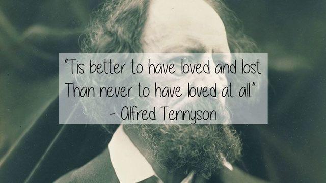 1850 Alfred Tennyson