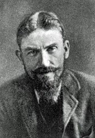 1892 Bernard Shaw