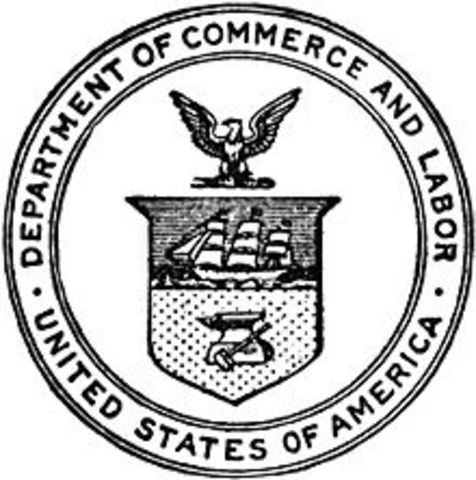 Department of Commerce and Labor