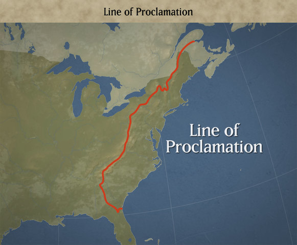 Proclamation Line (Native Americans)