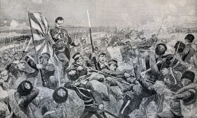 Guerra de Japón contra Rusia