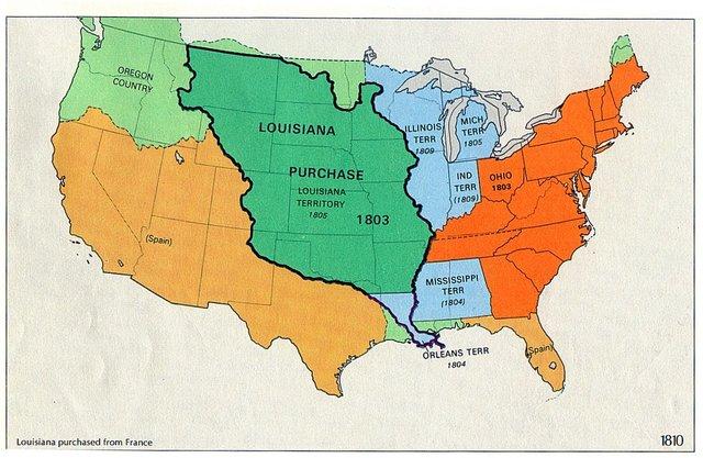 Louisiana Purchase (United States)