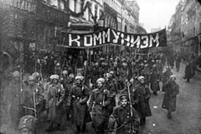 REVOLUCION RUSA DE 1917
