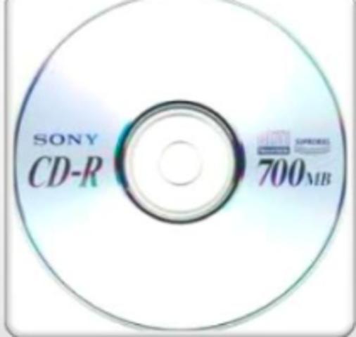 Espacio de almacenamiento virtual (CD)