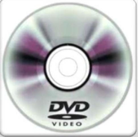 Espacios de Almacenamiento virtual (DVD)