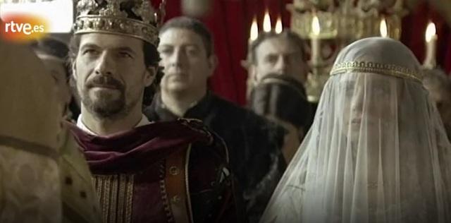 Enlace de Isabel de Castilla y Fernando de Aragón