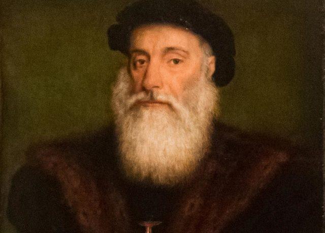 Vasco de Gama llega a la India
