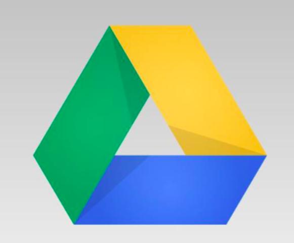 Google Drive (Almacenamiento virtual)