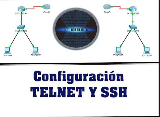 El acceso remoto (SSH y telnet)