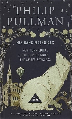 The Amber Spyglass completes Philip Pullman's trilogy, His Dark Materials.
