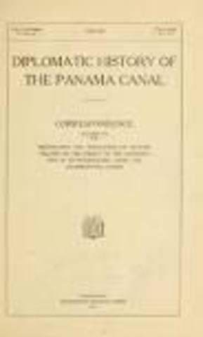 Hay-Bunau-Varillia Treaty (Panama Canal)