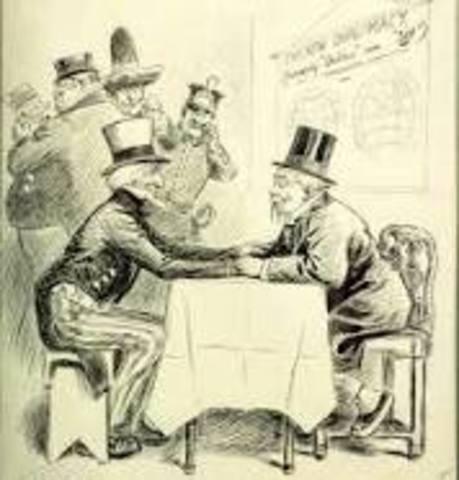 Civil War in China (Dollar Diplomacy)