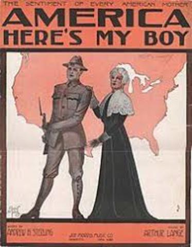 Selective Service Act (WWI effect)