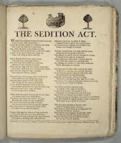 Sedation Act (WWI)