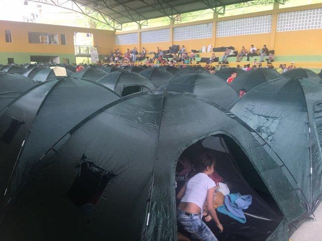 Alerta de evacuación en Valdivia