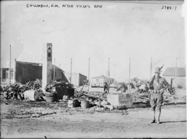 Pancho Villa and the U.S. Expeditionary Force