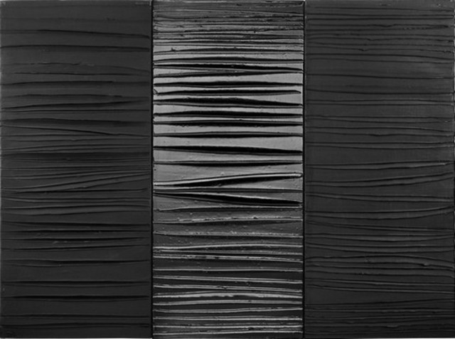 Peinture 1979 de Pierre Soulages