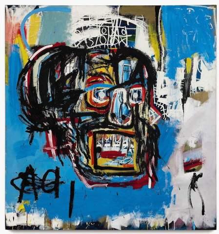 Heads de Basquiat