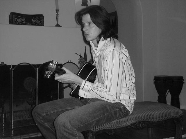 David Geftakys - Solo Artist Begins