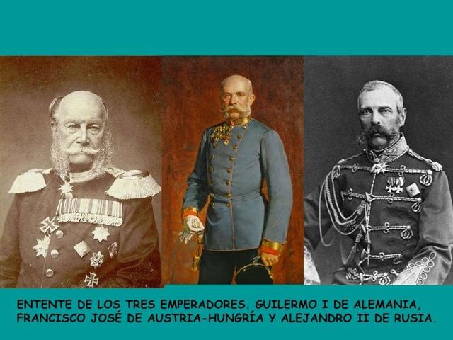Entente de los Tres Emperadores