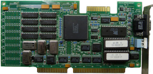 Видеоадаптер VGA