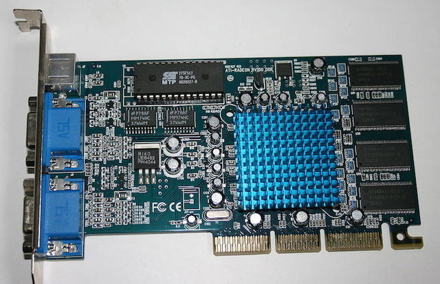 Radeon DDR и SDR