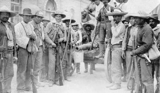 Mexican Revolution (Mexico)