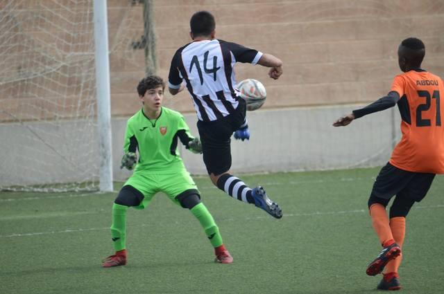 Liga 22. UD Pla de na Tesa 4 - Marratxí 0