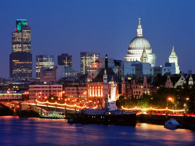 Studietur: London - Amsterdam