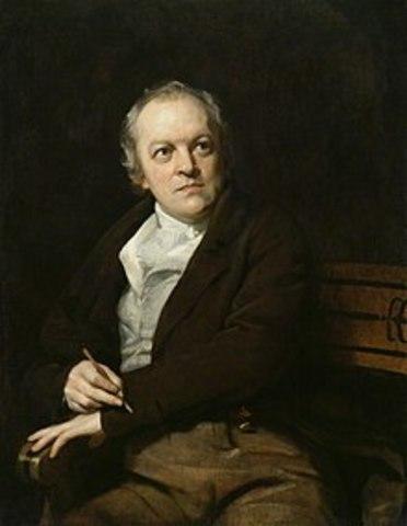Romanticism in America by William Blake