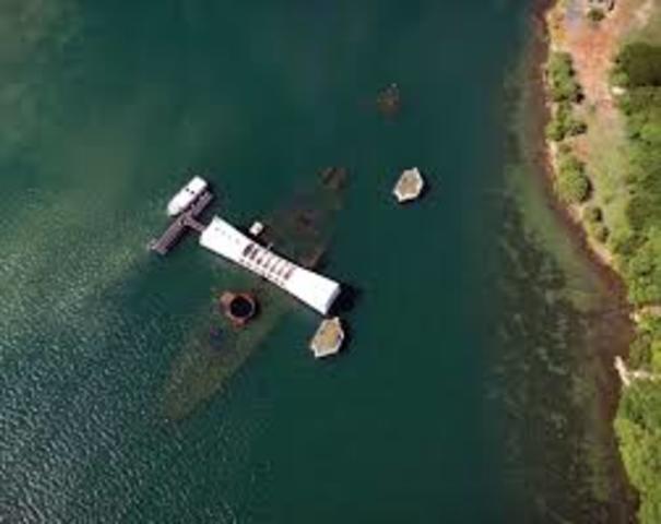 Hawaii (Pearl Harbor)