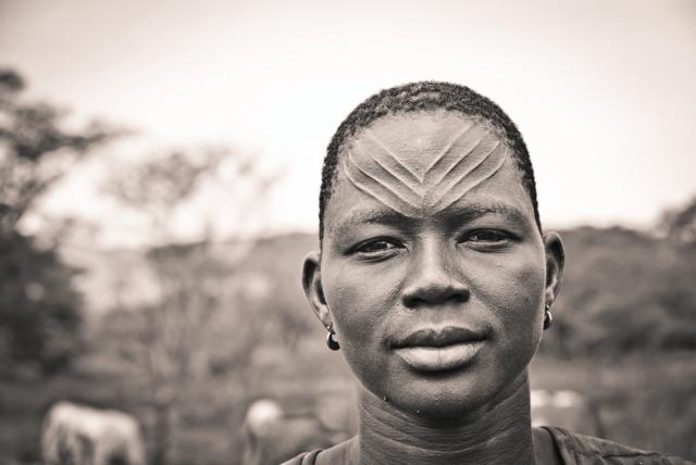 Southern Sudan 1985, Salva