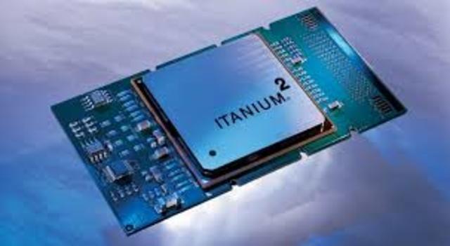Intel Itanium 2