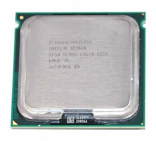 Dual Core Intel Xeon